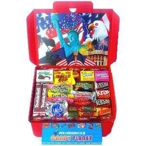 American Miniatures Candy Gift Box Hamper