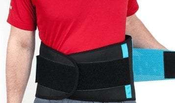 Back Support Belt and Lower Back Brace