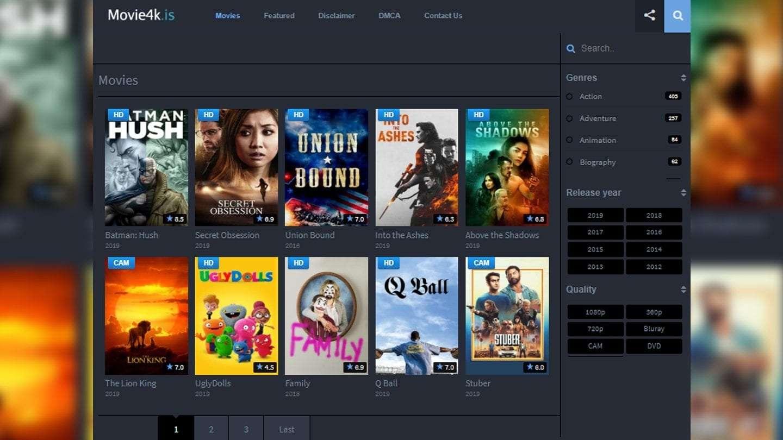Best VPNs for Movie4k