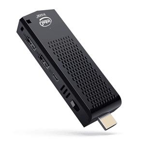 Fanless Mini PC Stick Windows 10 Pro