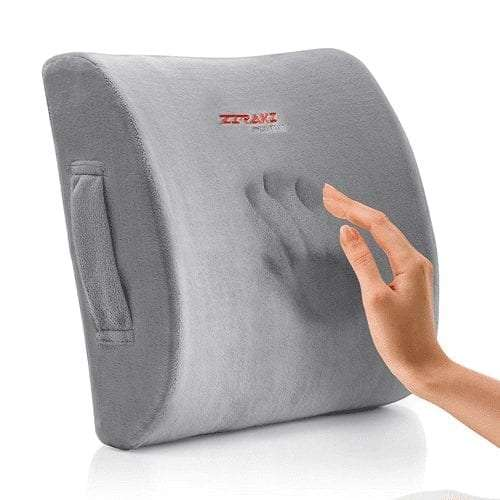 Lumbar Support Memory Foam Cushion