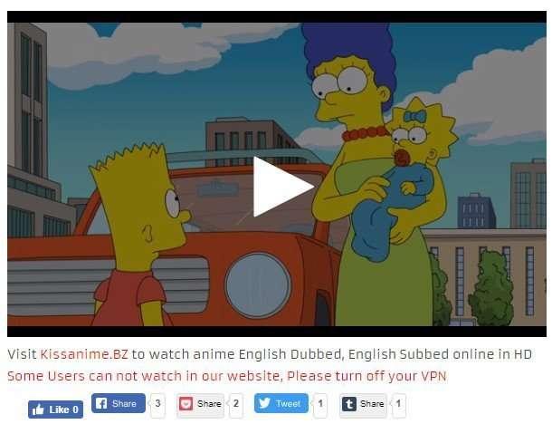 WatchCartoonsOnline - The Simpsons