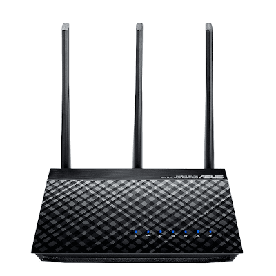 Routers for VPNs - Asus RT-AC53 Dual-band Router