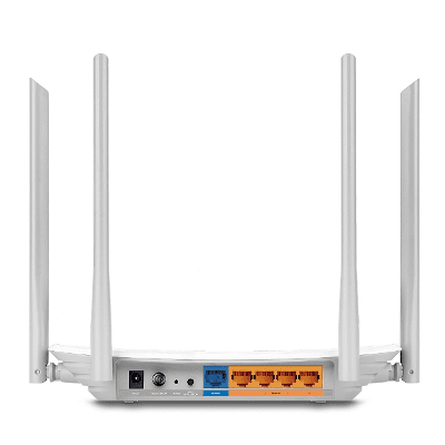 Routers for VPNs - TP-Link Archer C50 AC1200 Router