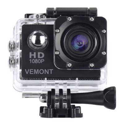 Best GoPro alternatives - Vemont Action Camera