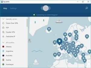 VPNs for Spark Sport - NordVPN