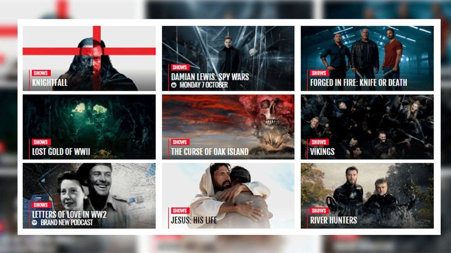 The best History Channel VPNs