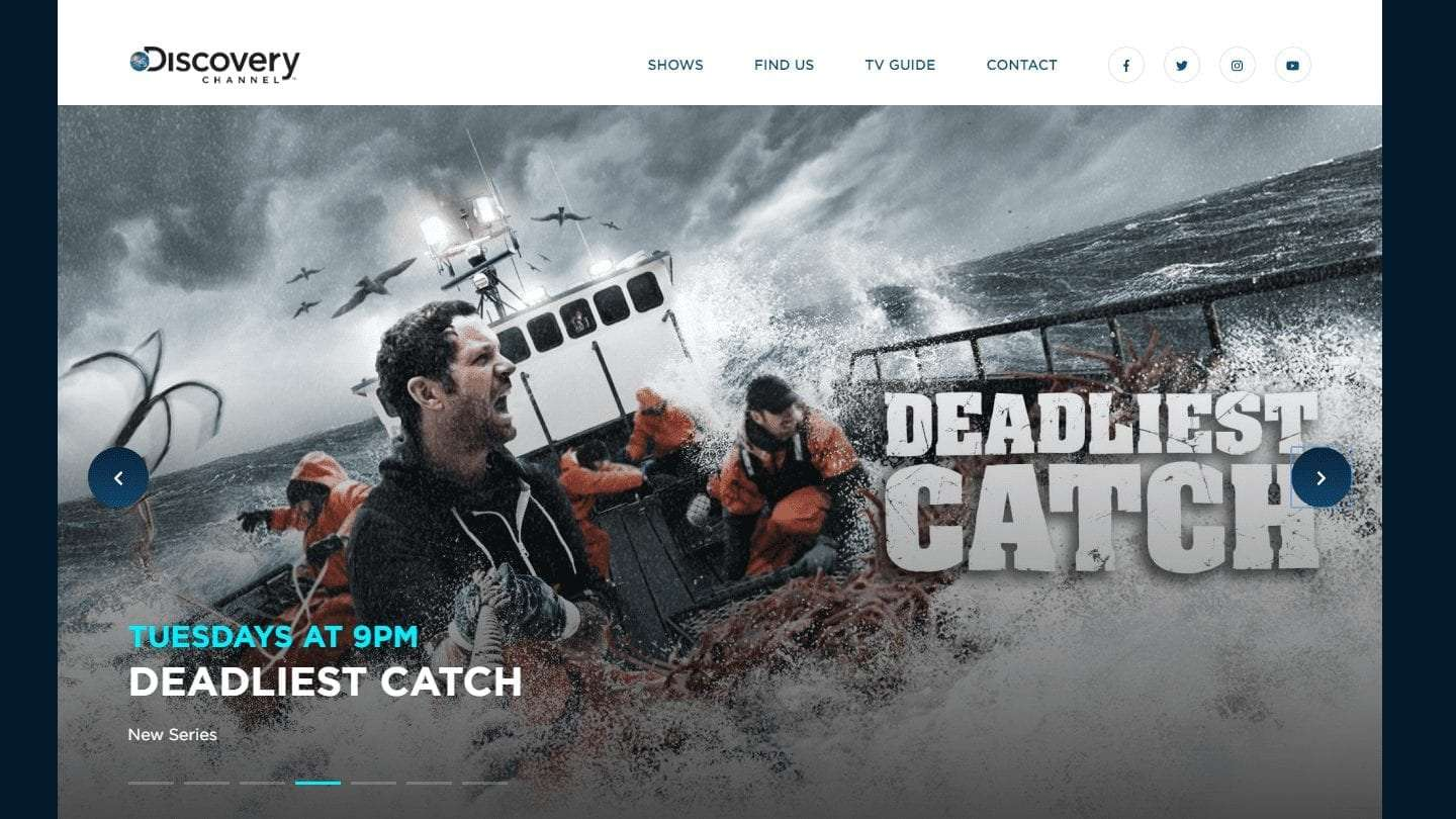 Best VPNs for Discovery Channel