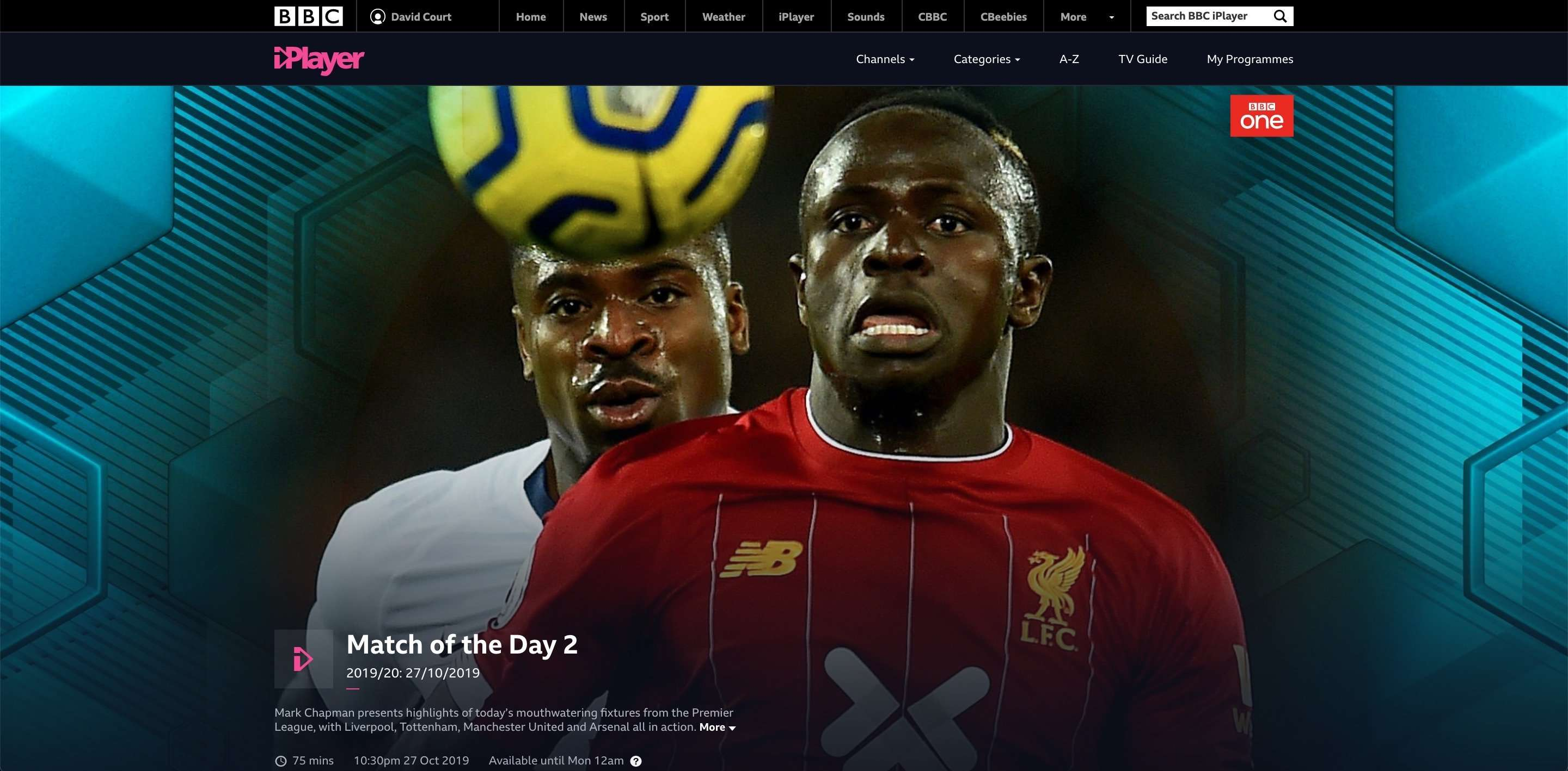 How to watch Match of The Day abroad