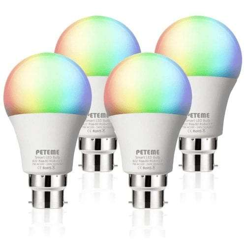 Peteme Smart LED (4 pack)