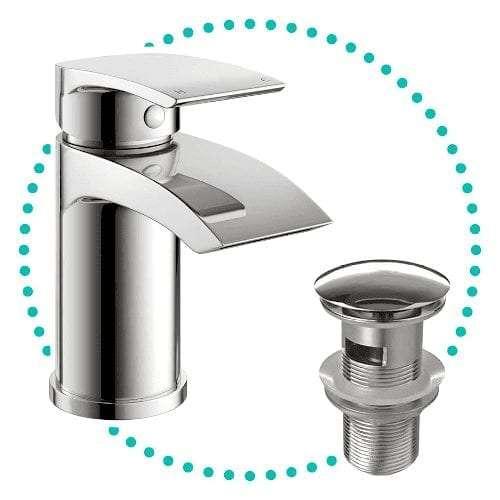 iBathUK Cloakroom Basin Sink Mixer Tap
