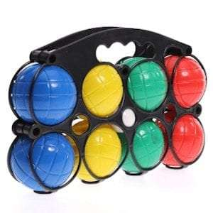 Plastic French Boules Garden Game Set