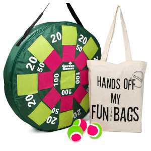 Target Toss Giant Inflatable Dart Board