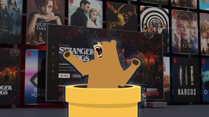 Tunnelbear not workign with Netflix 1