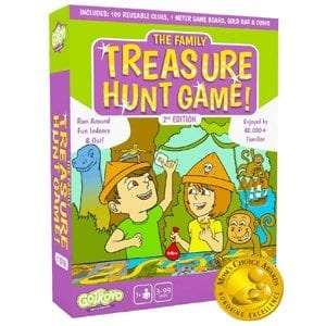 The Family Treasure Hunt Game