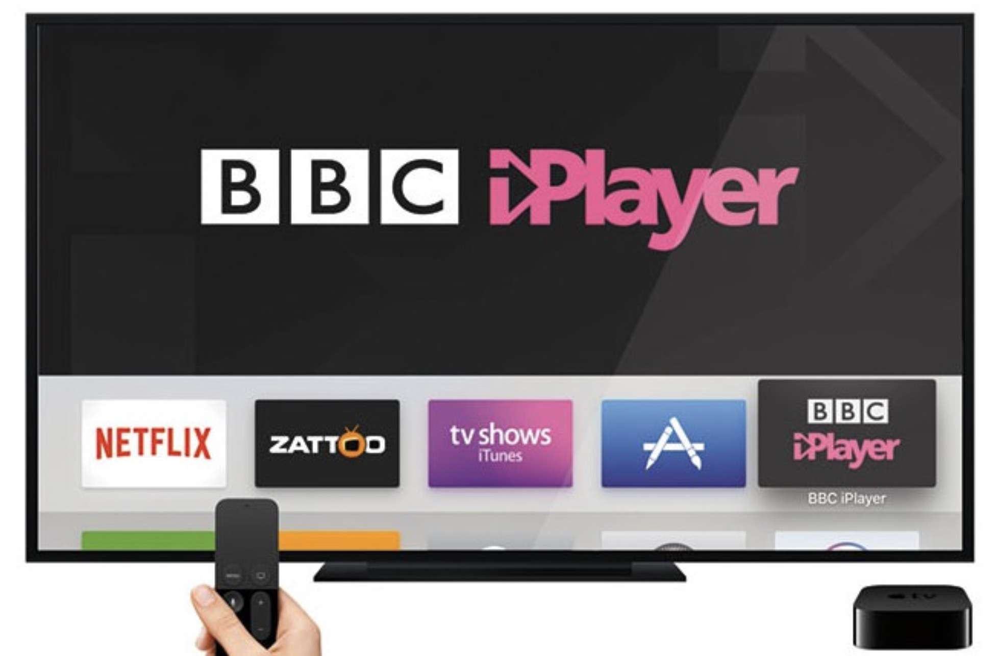 How to watch BBC iPlayer on Apple TV outside UK