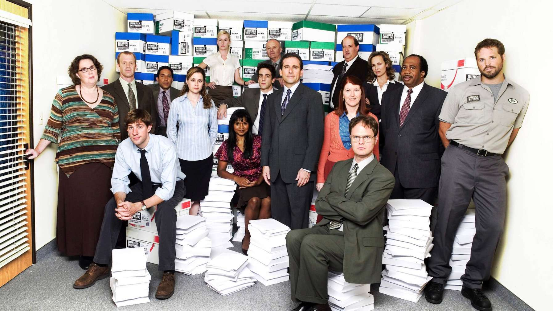 How to watch The Office US on Netflix in the UK