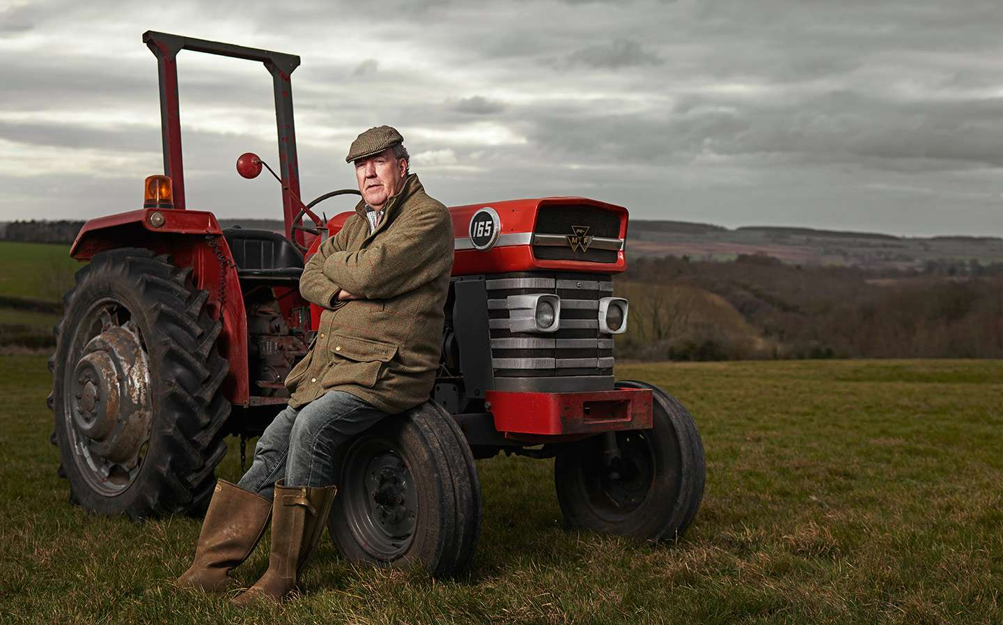 I Bought A Farm Jeremy Clarkson - How to watch