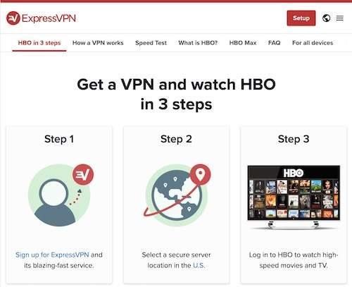 HBO Max not working with VPN? Upgrade VPN