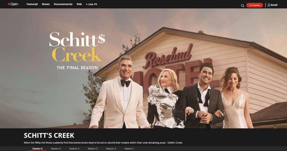 How to watch CBC Gem outside of Canada - Body
