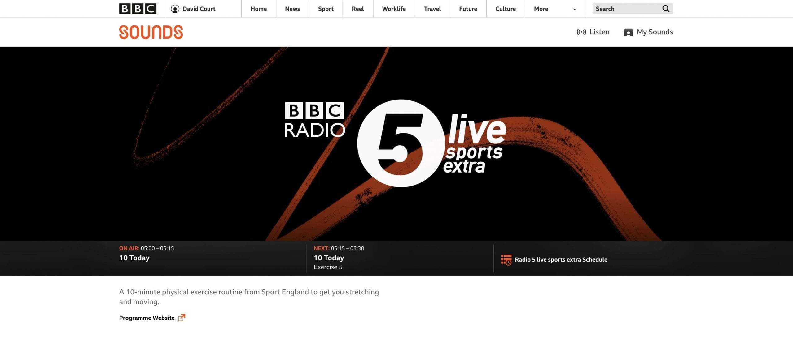 BBC Sounds not working with VPN