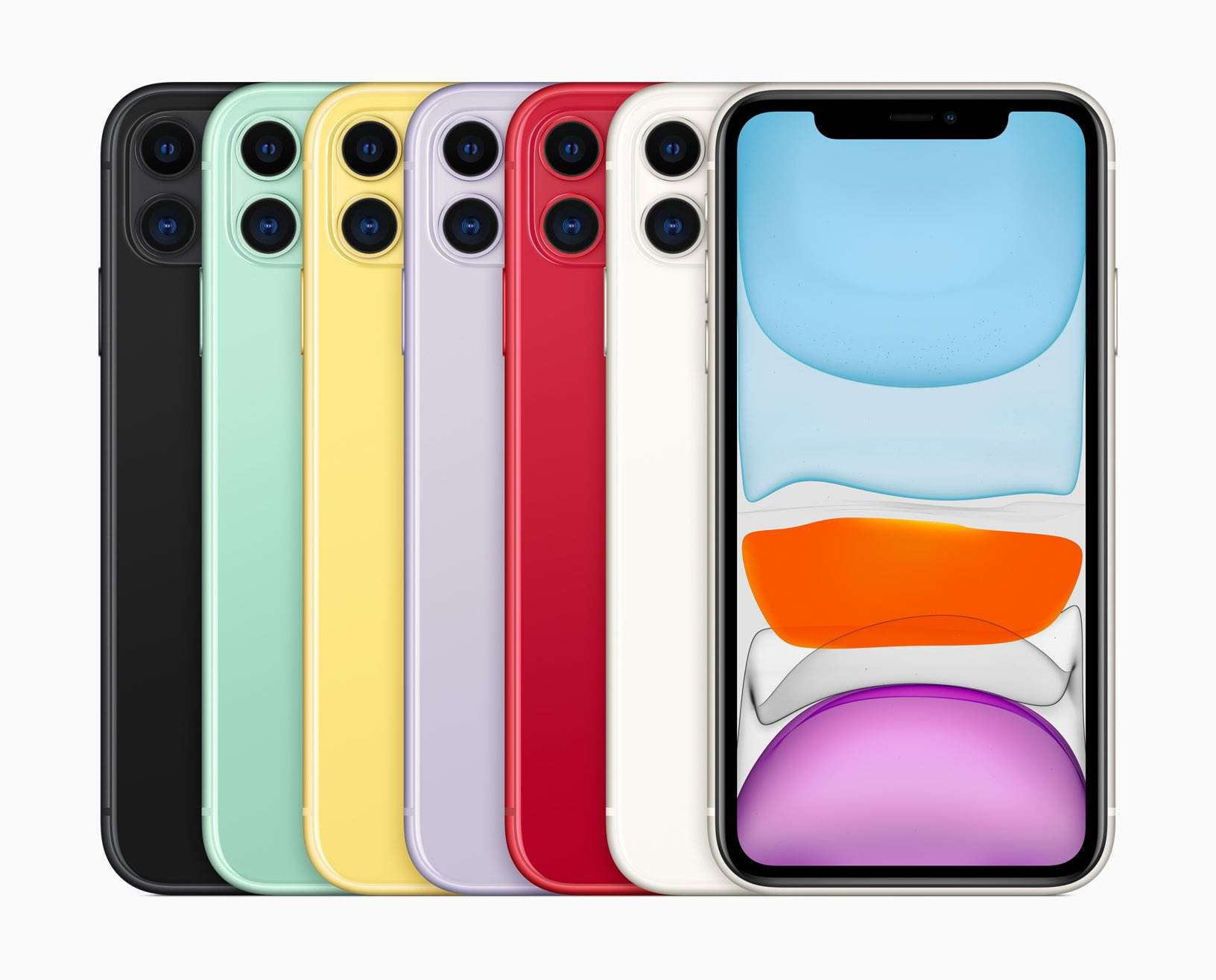 iPhone 11 review - lineup
