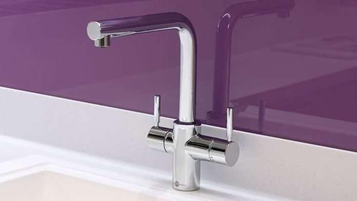 Insinkerator 3-N-1 Steaming Hot Water Tap