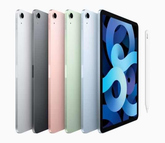 iPad Air (2020) review - main