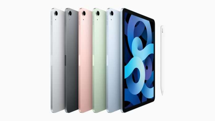 iPad Air (2020) review - main