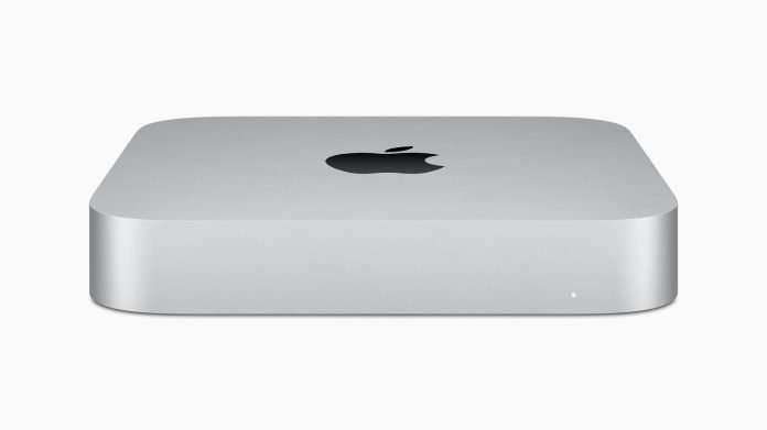 Apple Mac mini M1 review 1