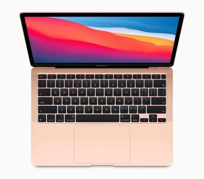 Apple MacBook Air review (Late 2020) 4