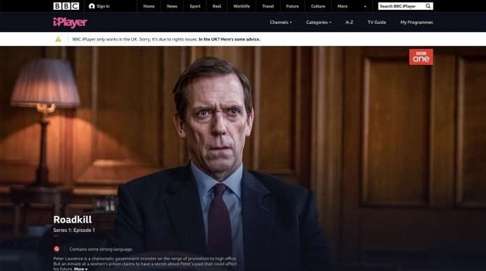 How does BBC iPlayer know I'm using a VPN?