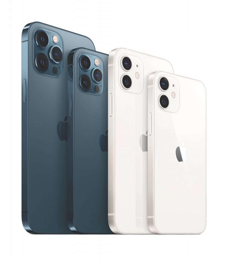 iPhone 12 mini review - range