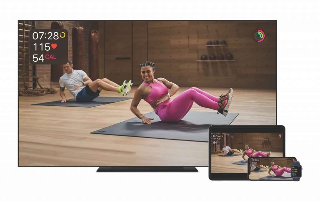 Apple Fitness+ review 1