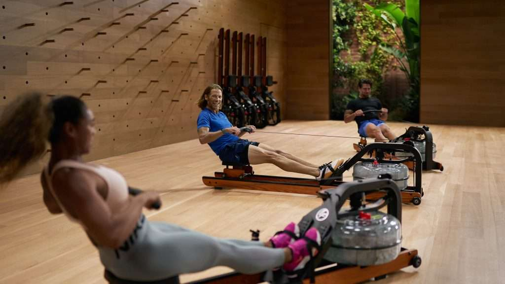 Apple Fitness+ review - ROWING