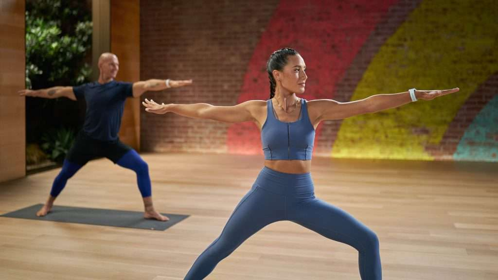 Apple Fitness+ review - YOGA2