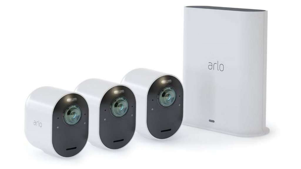 Arlo Ultra review 1