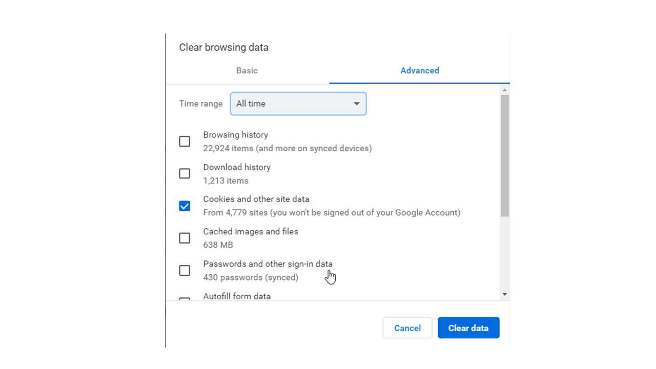 Peacock not working with VPN 1