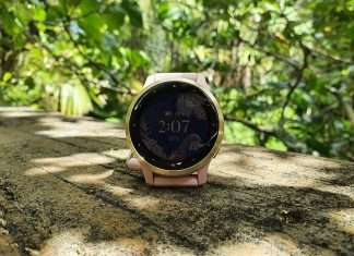 Garmin vivoactive 4s review 1