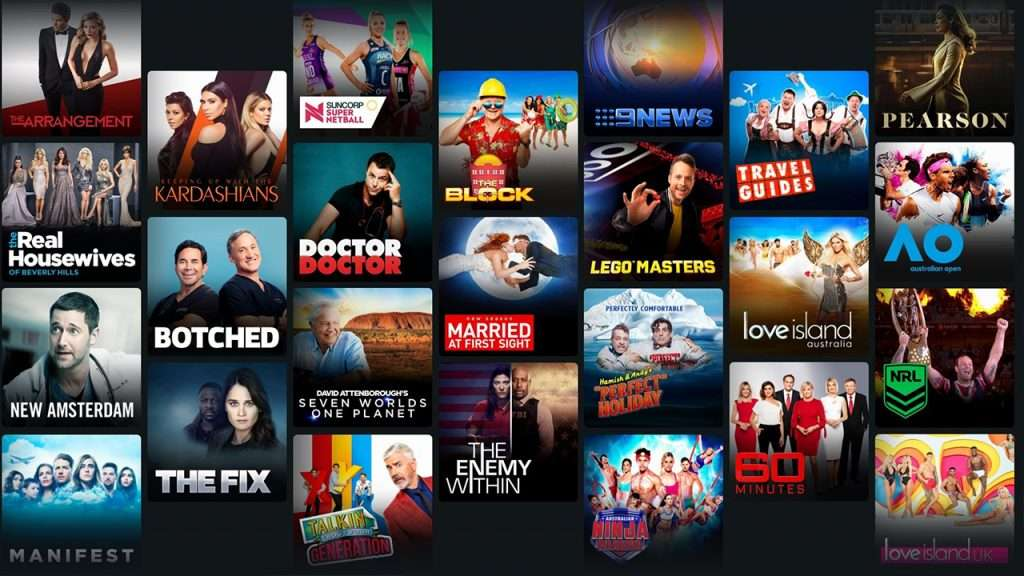 How to watch Australian TV in the UK 2