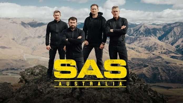 How to watch SAS Australia in the UK 1