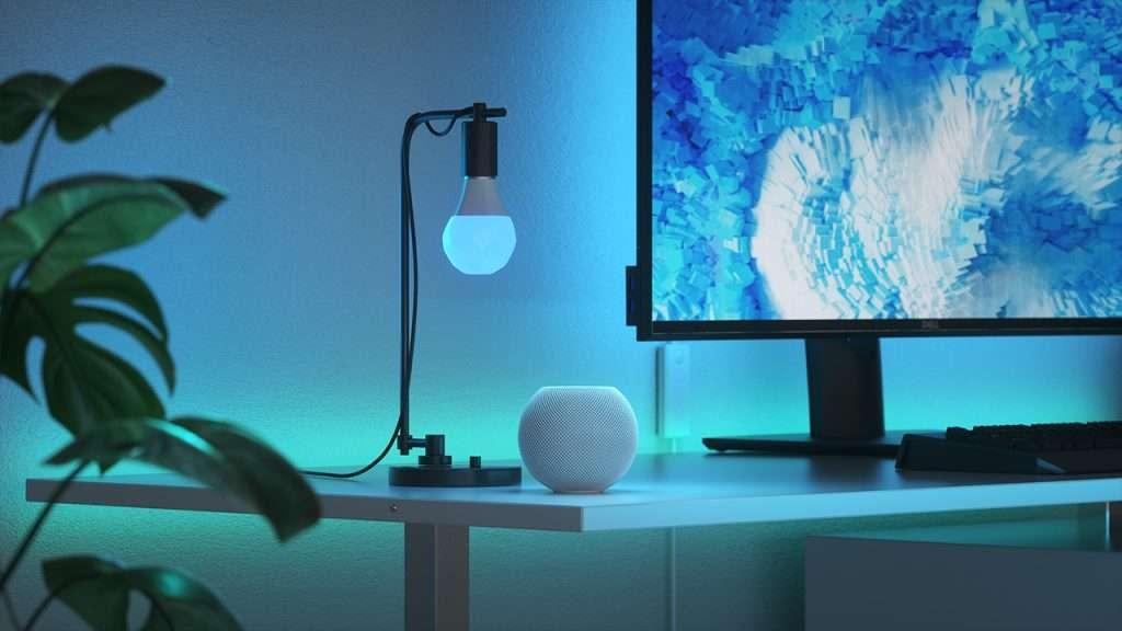 Nanoleaf Essentials Smart Bulb A60 B22 review 3