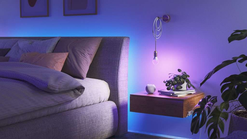 Nanoleaf Essentials Smart Bulb A60 B22 review 4