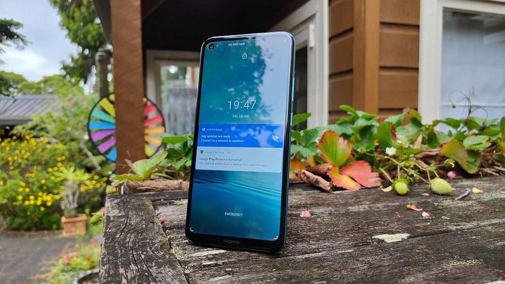 Nokia 3.4 review 3