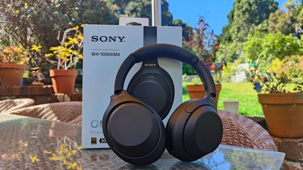 Sony WH-1000XM4 review 1