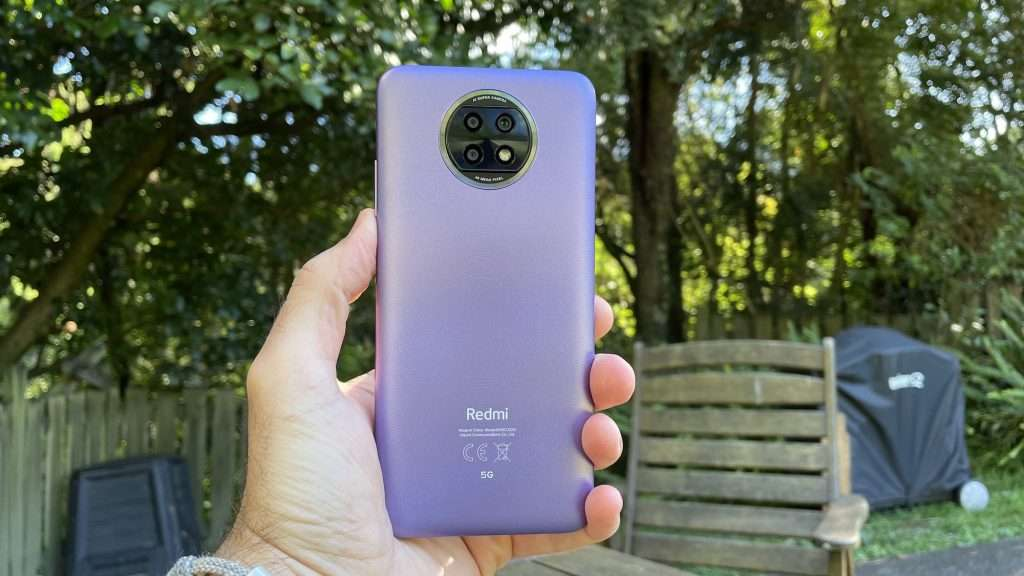 Xiaomi Redmi Note 9T review 12
