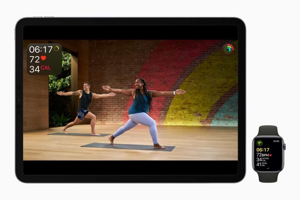 Apple expands Fitnees with Pregnancy and Older Adult Workout Programs 3
