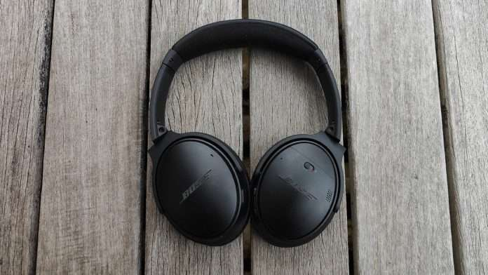 Bose QuietComfort 35 Wireless Headphones Series II review 3