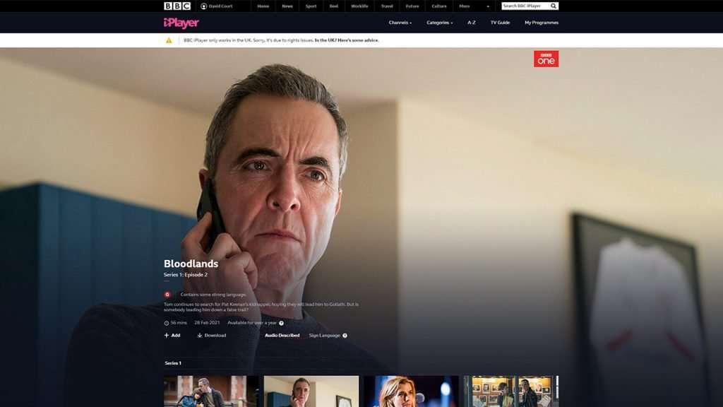 ExpressVPN not working with BBC iPlayer 4