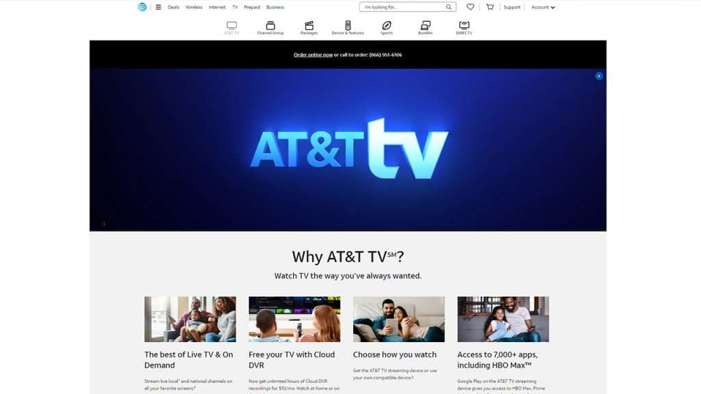 How to watch AT&T TV outside the US 2